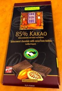 Rapunzel 85 cacao