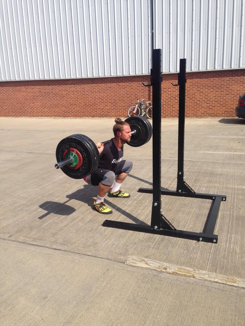 Will Harvey squat