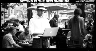 PM 012 Luke Leafgren on StandStand, Standing Desks and Why Sitting Is The New Smoking